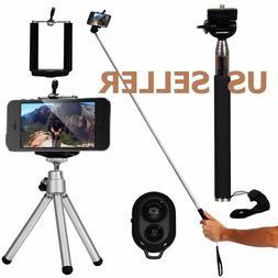 10 in1 Bluetooth+Selfie Stick Monopod+Tripod+Camera Lens For