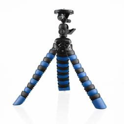 12'' Gripster Flexible Digital SLR Camera Tripod BLUE by ULT