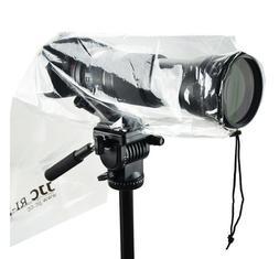 JJC WATERPROOF RAIN COVER PROTECTOR for Nikon D7500 D7200 D