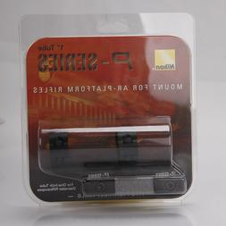 2 Piece Nikon P-Series Mount Riflescope Picatinny Holder for