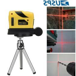 3D Laser Level Self Leveling Point/Line/Cross Horizontal Ver