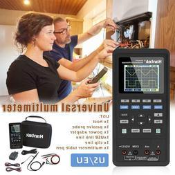 3in1 Hantek 2D72 Handheld 70MHz oscilloscope + Waveform Gene