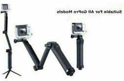 3in1 Foldable Selfie Stick Tripod Handheld Monopod Holder Go
