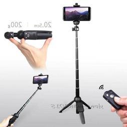 YUNTENG 3in1 Handheld Bluetooth Tripod Monopod Selfie Stick