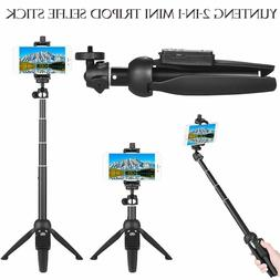 3in1 Handheld Bluetooth Tripod Monopod Selfie Stick For Cell
