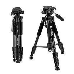 """ZOMEI 55""""  Professional Aluminum Travel Portable  Camera Tri"""