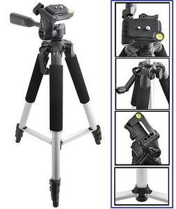 """57"""" Pro Series Tripod With Case For Canon Vixia HF R20 R21 R"""