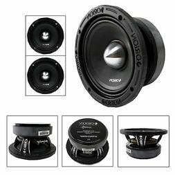 Orion 6.5 Inch Mid Range Bass Speaker 1600 Watts Max Power 4