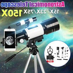 70mm Professional Astronomical Telescope Refractor Refractiv
