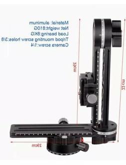 koolehaoda 720° Panoramic Head Camera Gimbal Tripod Head
