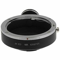 Fotodiox Pro Lens Mount Adapter - Canon EOS  D/SLR Lens to S