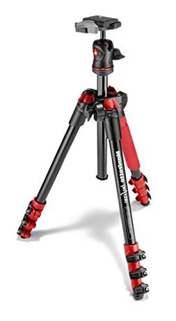 Manfrotto MKBFRA4R-BH BeFree Compact Aluminum Travel Tripod