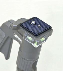 Sunpak Quick Release Platform for Compact Pistol Grip Ball H