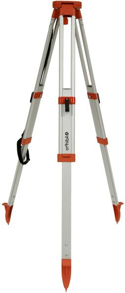 Aluminum Tripod & 9' Grade Rod Inches Package Construction,