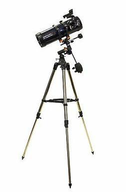 Celestron AstroMaster 114EQ Telescope w/ Motor Drive 31042-O