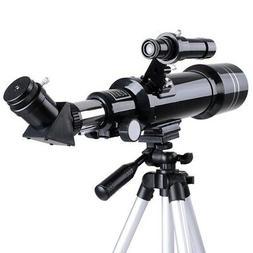 AstronomicalRefractorTelescope400/70mmRefractiveEy