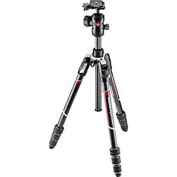 Manfrotto Befree Advanced Carbon Fiber Travel Tripod with 49