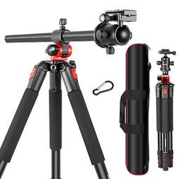 Neewer Camera Tripod w/ 360 Degree Rotatable Center Column &