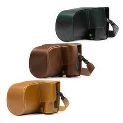 "MegaGear ""Ever Ready"" Leather Camera Case for Fujifilm X-T2"