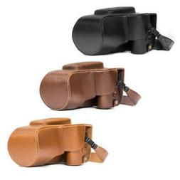 """MegaGear """"Ever Ready"""" Leather Camera Case for Nikon Coolpix"""