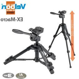 velbon EX-MACRO tripod Kit mini Tripod/light weight Tripod a