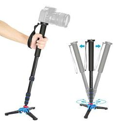 Neewer Extendable Camera Carbon Fiber Monopod with Removable