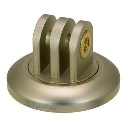 Fotodiox Pro GoTough Camera Tripod Adapter II  - Gold Alumin