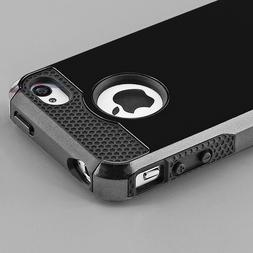 Hybrid Shockproof Hard&Soft Cover Case For iPhone 7 8 iPhone