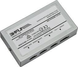 Alpine KCX-C250MC Multi-Camera Selector Interface