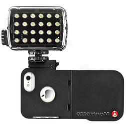 Manfrotto KLYP Case iPhone 5 + ML240 w/24 LED  NEW, IN BOX