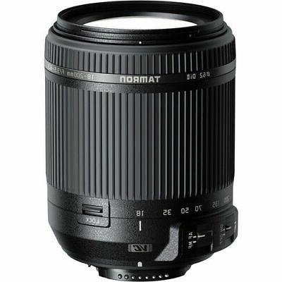 Tamron f/3.5-6.3 II Nikon