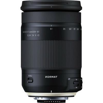 Tamron 18-400mm II VC HLD Lens for Nikon NEW!