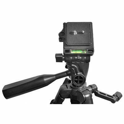 """60"""" Tripod for Sony Alpha A3000 Digital Camera + Cloth"""
