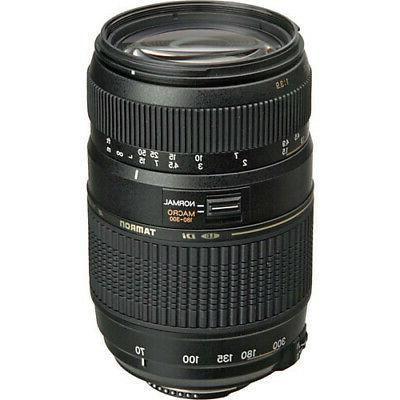 Tamron for Nikon + Tripod 64GB Kit