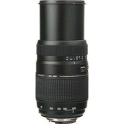 Tamron Lens Nikon + Tripod & More