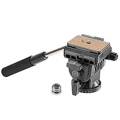 Neewer Camera Fluid Video Ball Head With 1/4inch Quick Relea