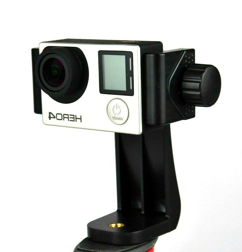 Cell Go Pro Holder Rotation by Orion