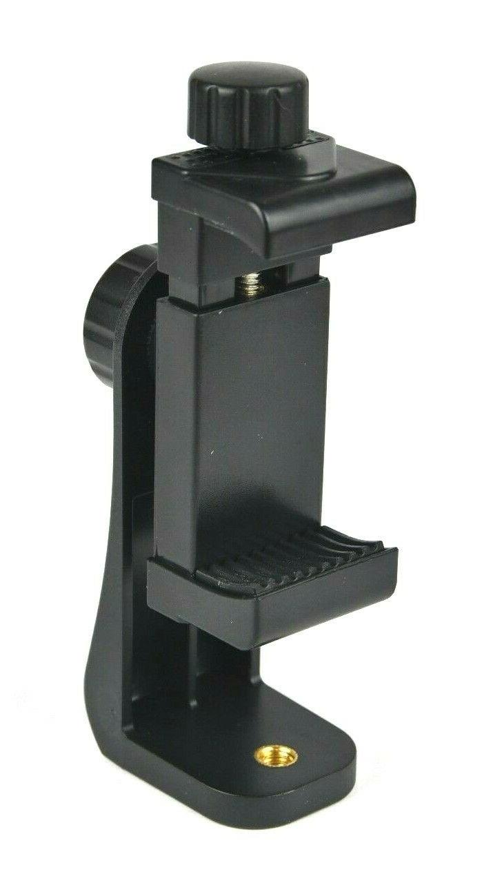 cell phone go pro holder tripod adapter