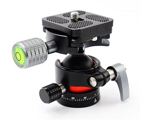 koolehaoda Head mini Quick Camera Tripod,