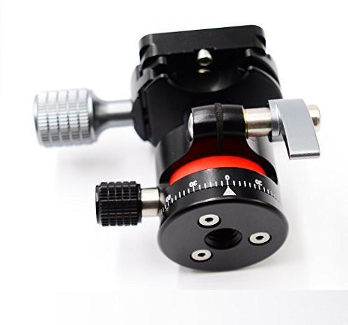 koolehaoda E1 Head Quick Plate Camera only 170G,Maximum load: