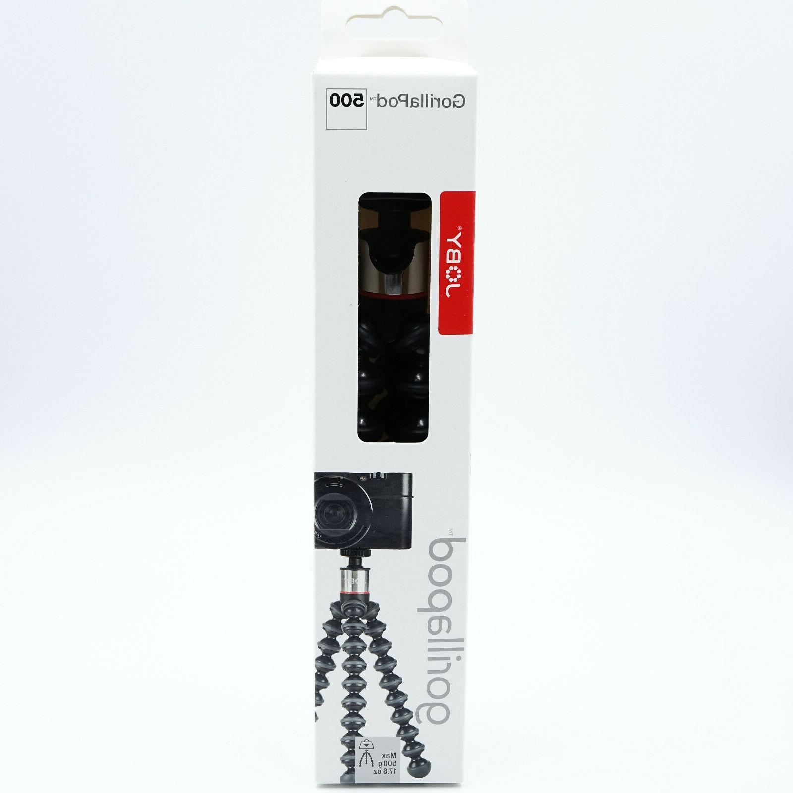 JOBY 500 Mini-Tripod GP500-01WW