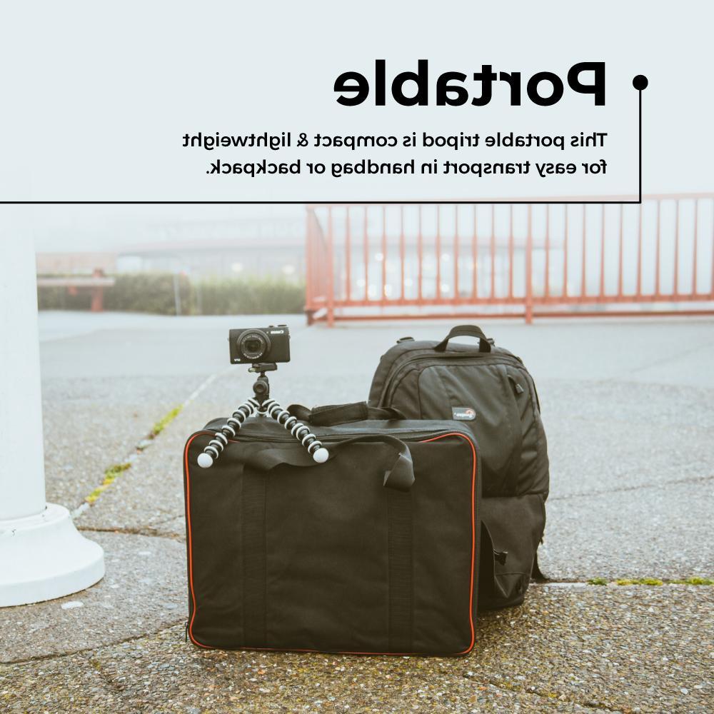 Large Flexible Tripod Stand Gorillapod for Digital Nikon