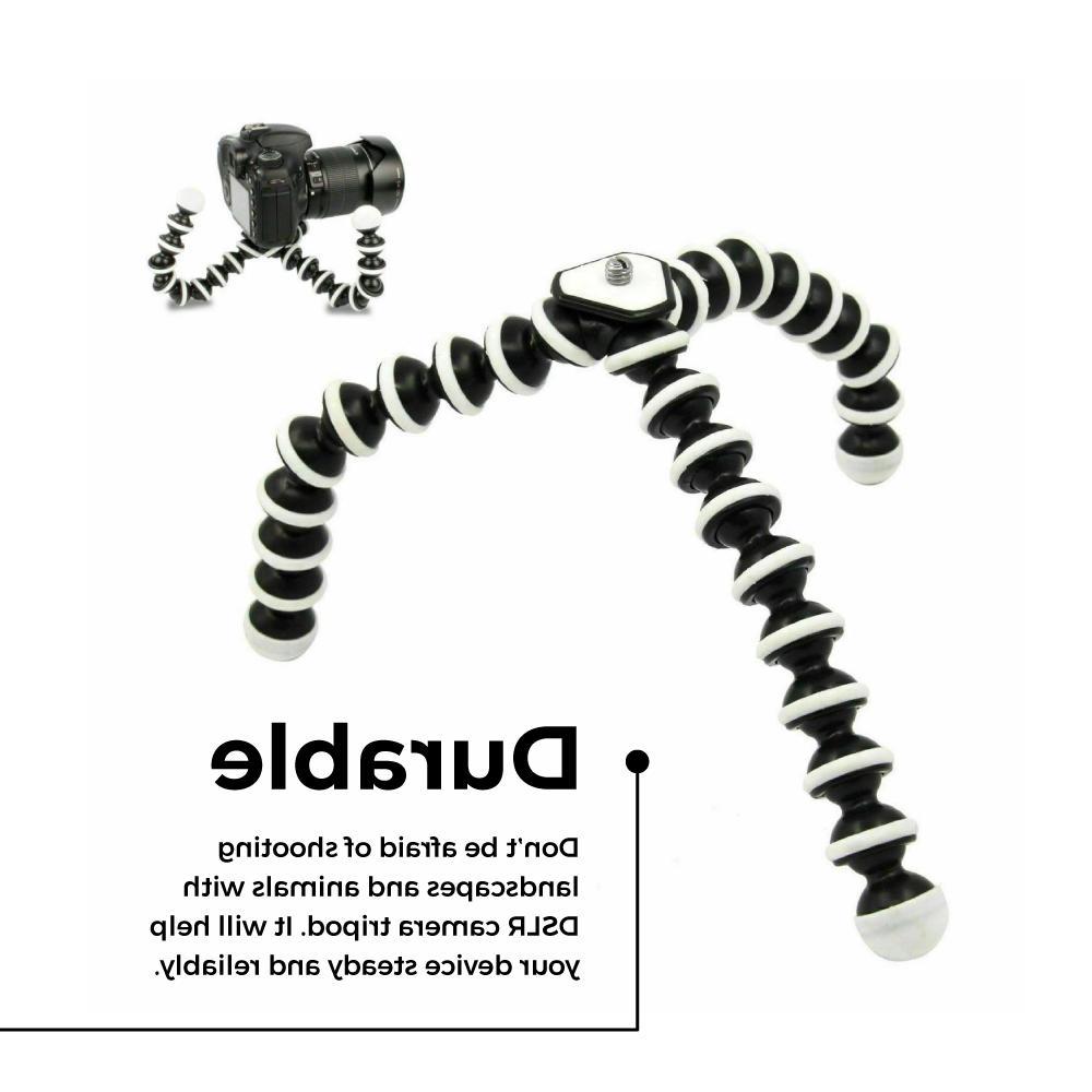 Large Tripod Stand Gorillapod Camera Digital DV