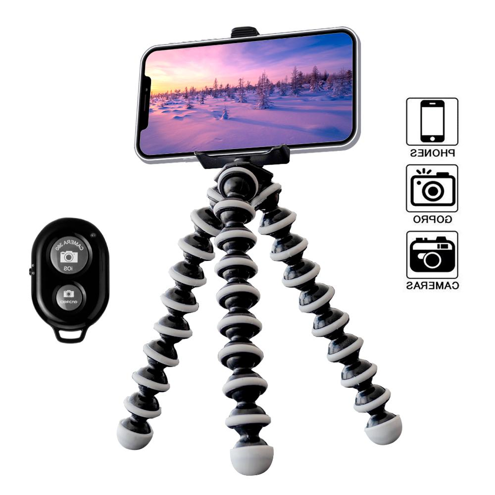 large flexible tripod stand gorillapod for iphone
