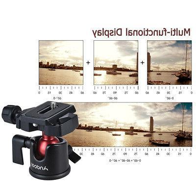 Andoer Mini Stand fr Canon DSLR Camera B0M4