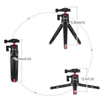 Andoer Stand with Head fr Canon Nikon Camera B0M4