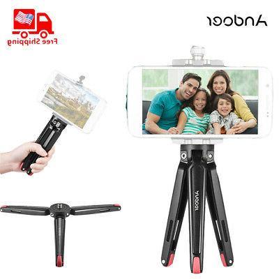 Andoer Aluminum Handheld Travel Table for Cameras L8E7