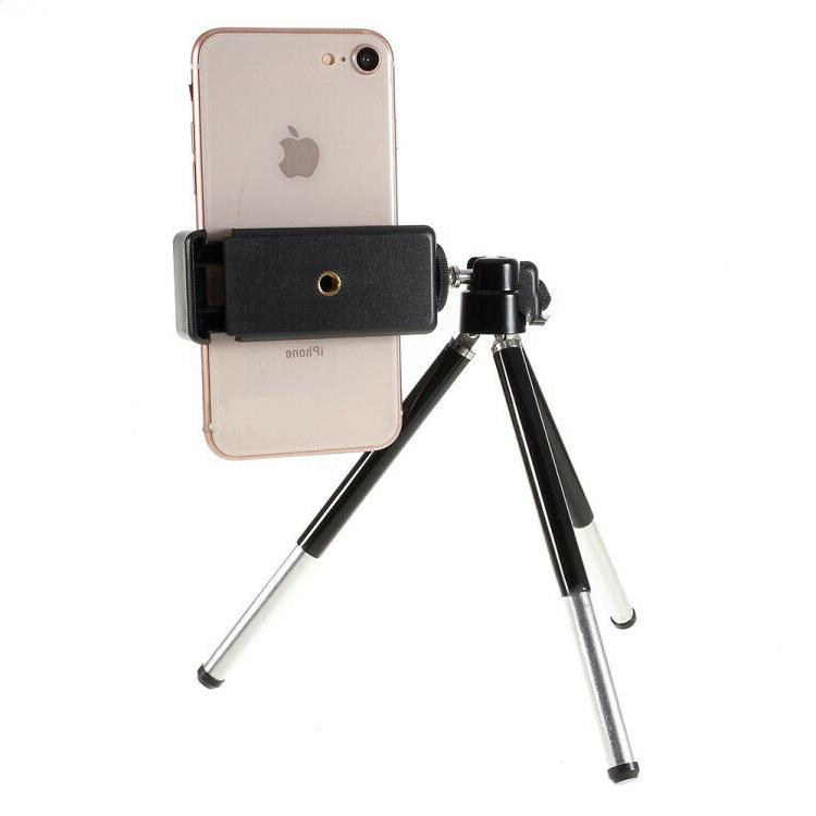 Mini iPhone Samsung Galaxy With Phone Adapter