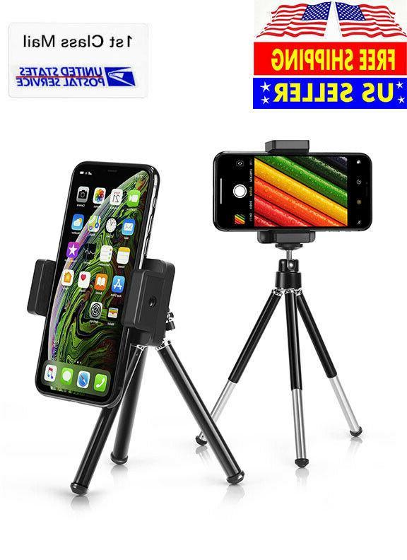 mini tripod for iphone samsung galaxy smartphone