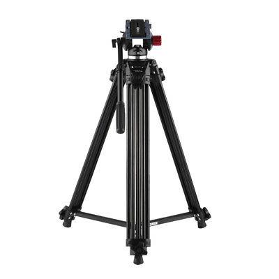 Andoer Pro Tripod for Video Stand Fluid Head